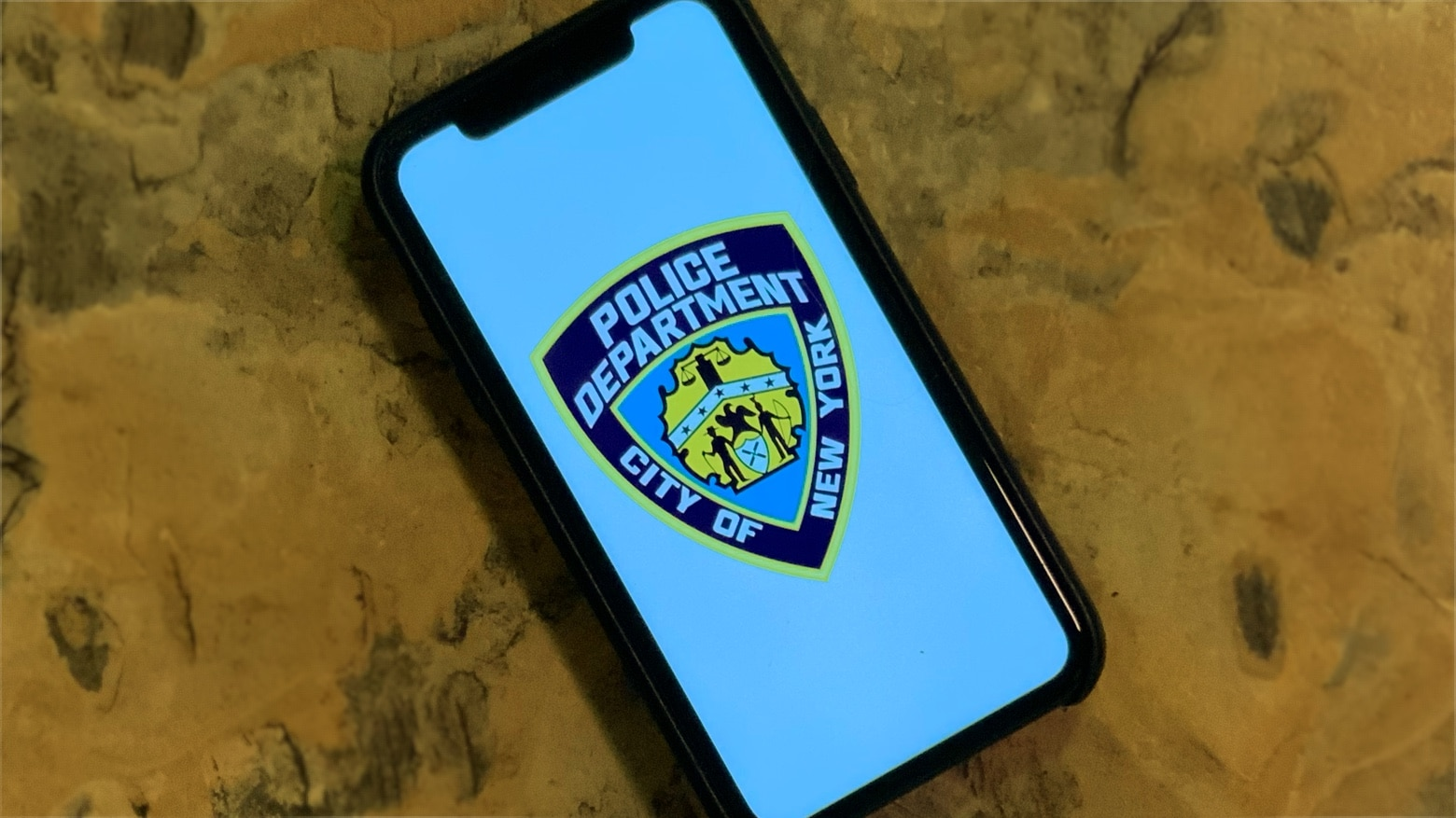 The NYPD already issues police officers iPhones.