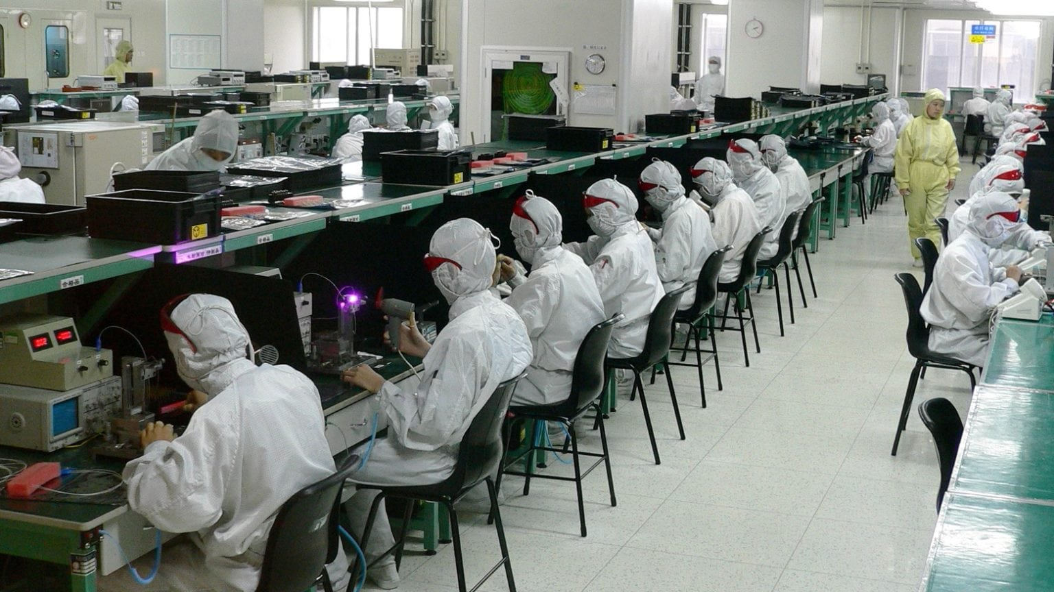 Coronavirus-related shutdowns continue to disrupt Chinese factories.