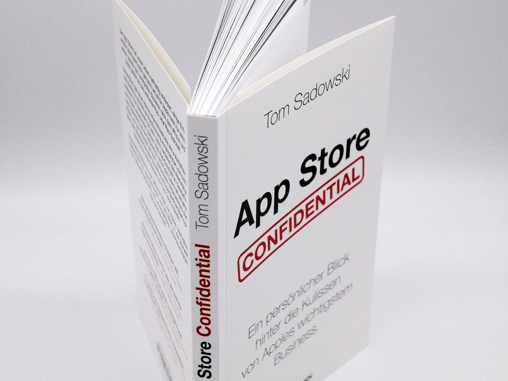 Apple's not happy about former Apple employee Tom Sadowski's new book, App Store Confidential.