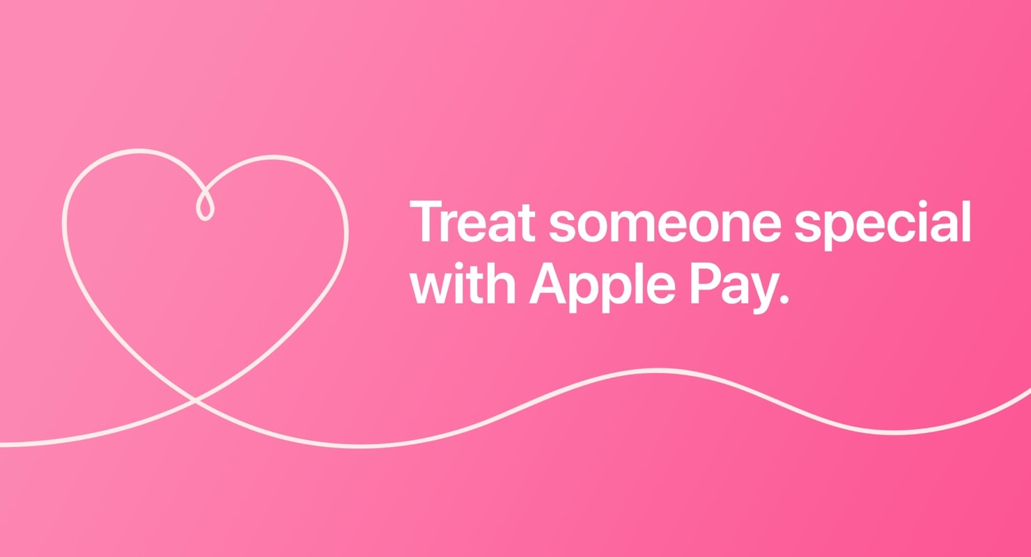 Apple Pay Valentines promo