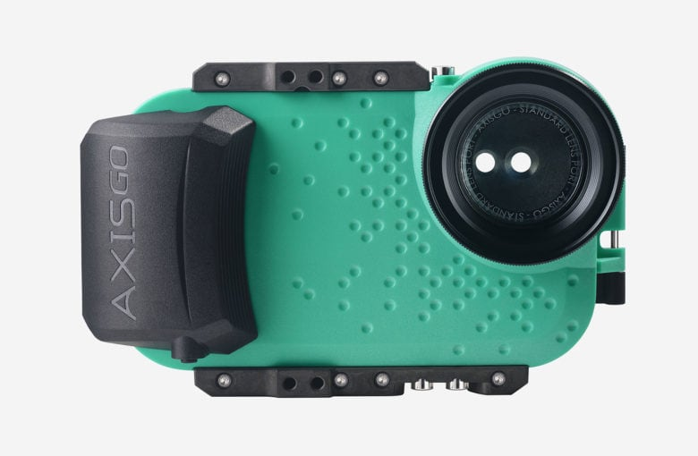 AxisGo underwater iPhone case from AquaTech