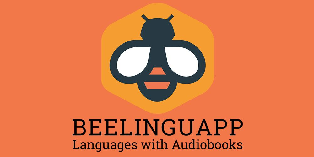 Beelinguapp Language Learning App- Lifetime Subscription