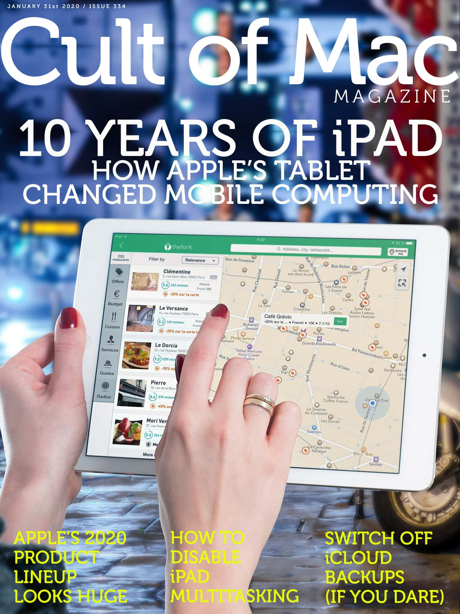 10 years of iPad: How Apple's tablet changed mobile computing.