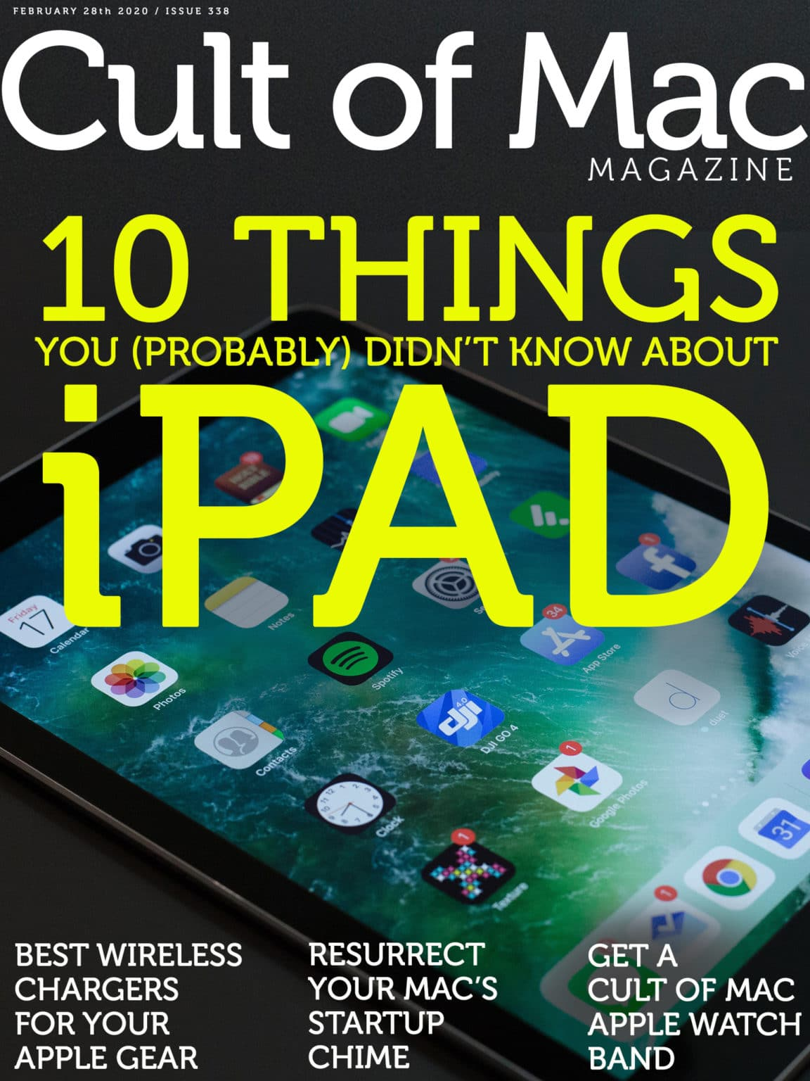 iPad trivia: 10 things you didn't know.