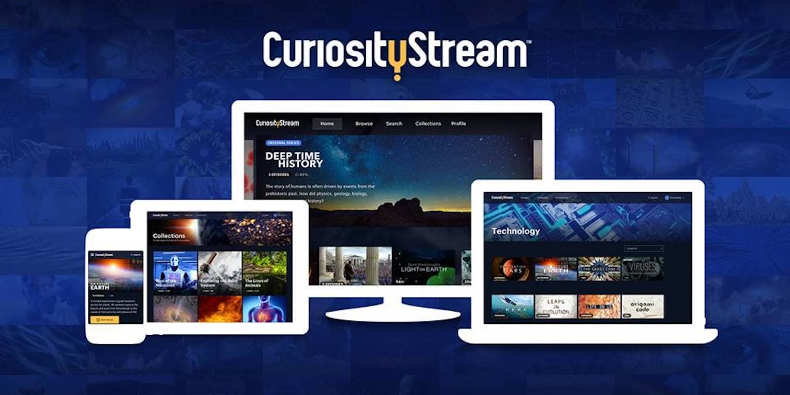 Curiosity Stream All