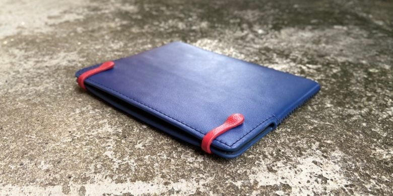 Picaso Lab iPad Pro leather sleeve