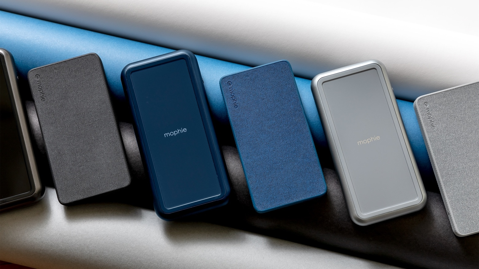 The Mophie Powerstation lineup for 2020.