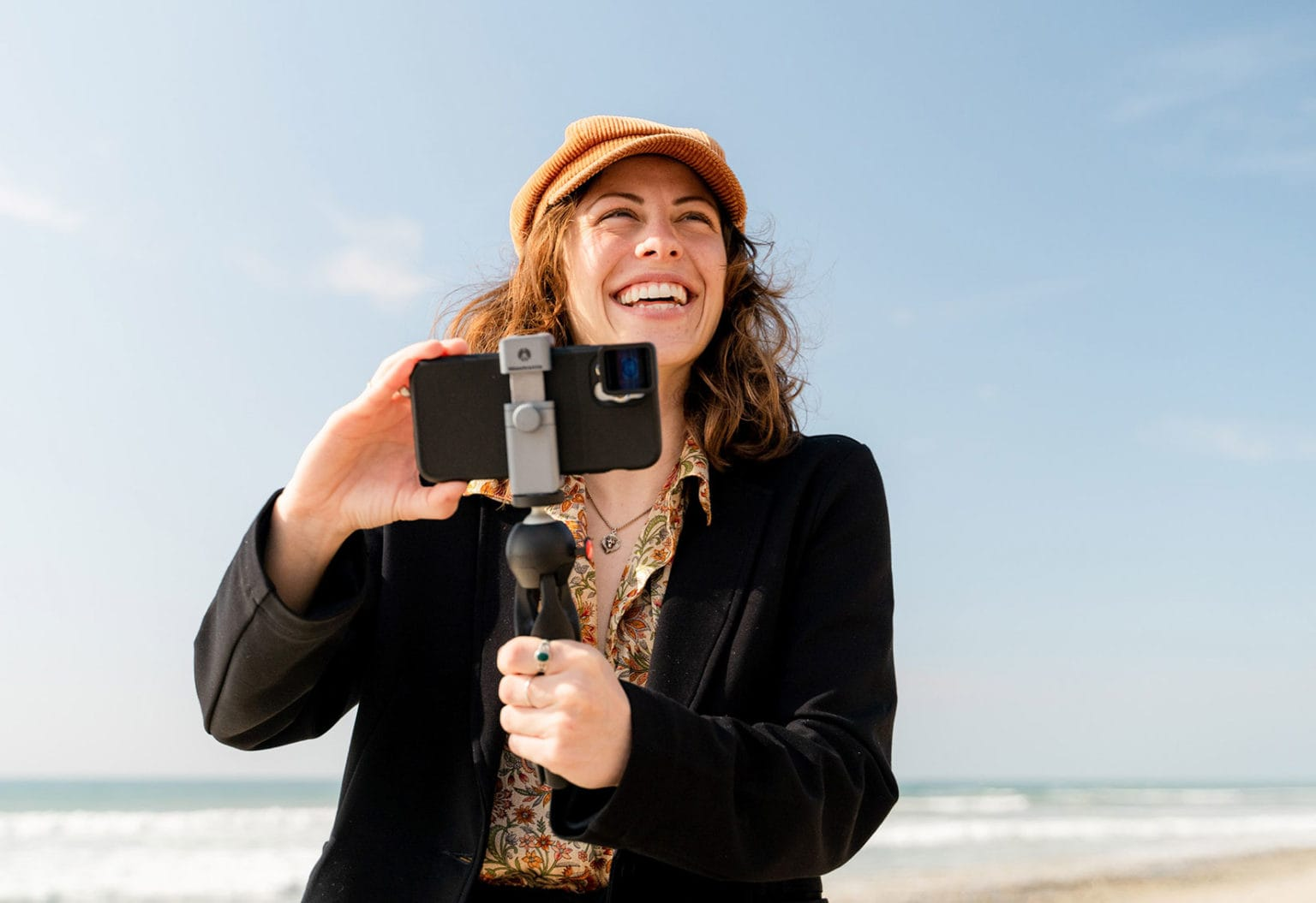 publicity shot for Moment International Film Festival