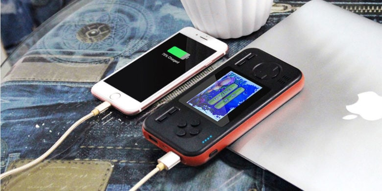 GAMECASE- 416-in-1 Gaming Console + Power Bank