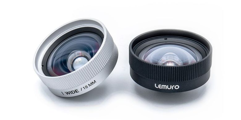 Lemuro iPhone wide lens: Take glorious wide-angle photos with a pocket-size lens sporting 18mm focal length and 110-degree field of view