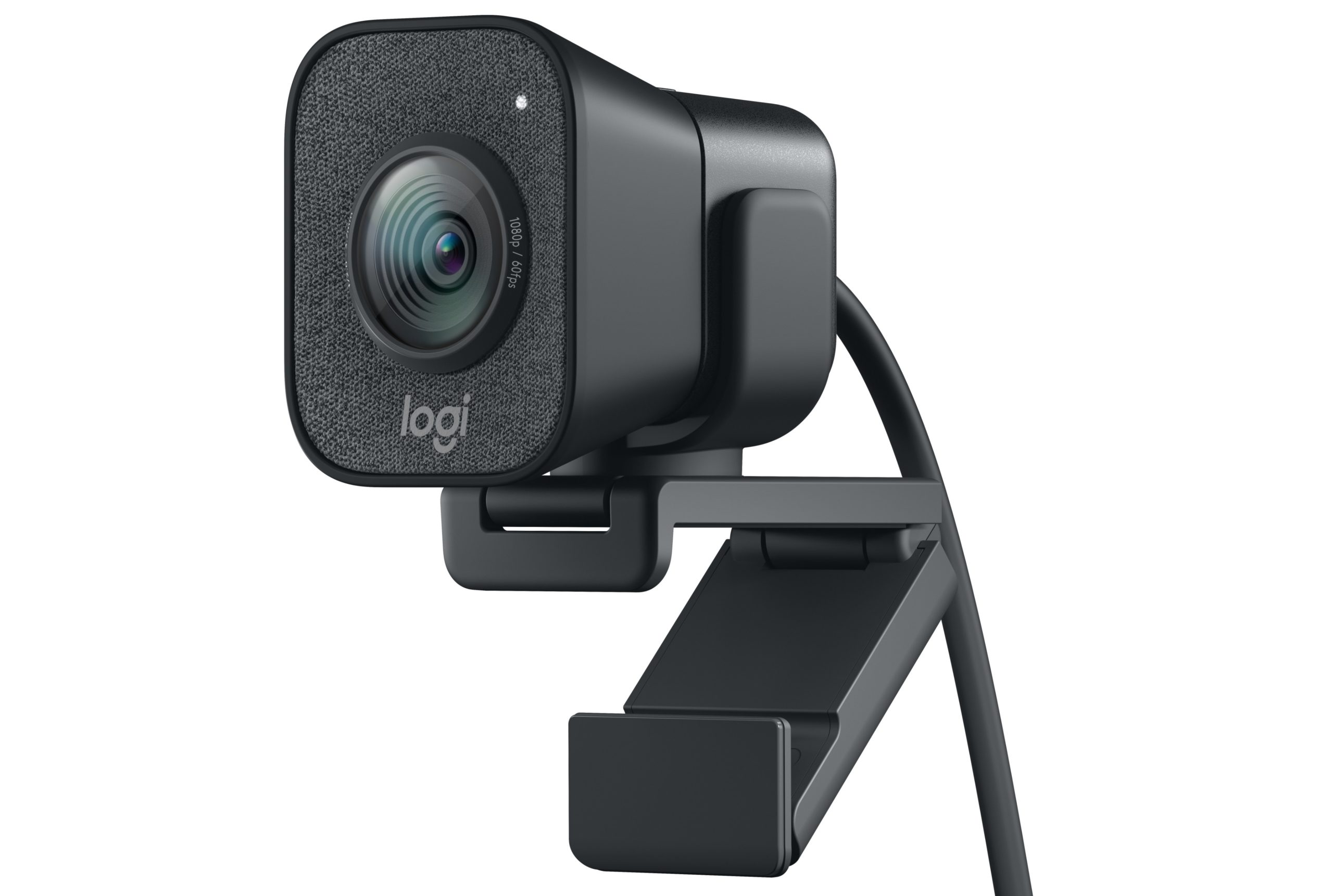 Paired with Logitech Capture software, the new StreamCam makes streaming video smart.