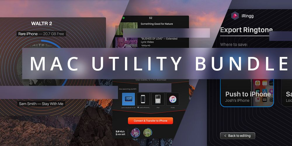 Mac Utility Bundle