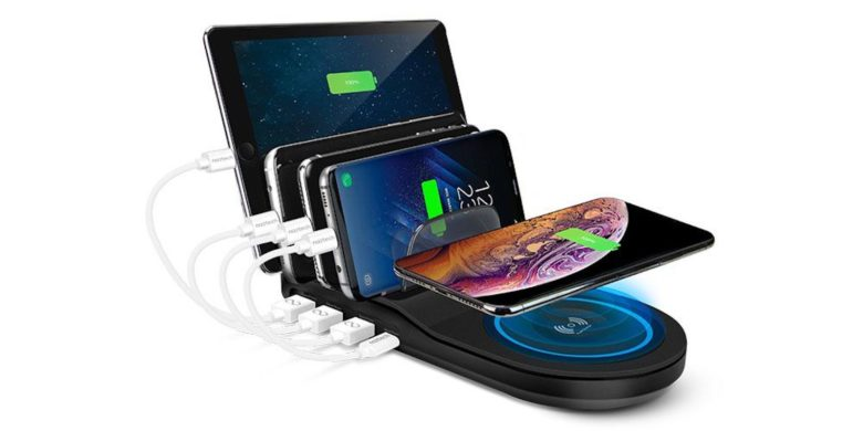 Naztech Wireless Power Hub 5