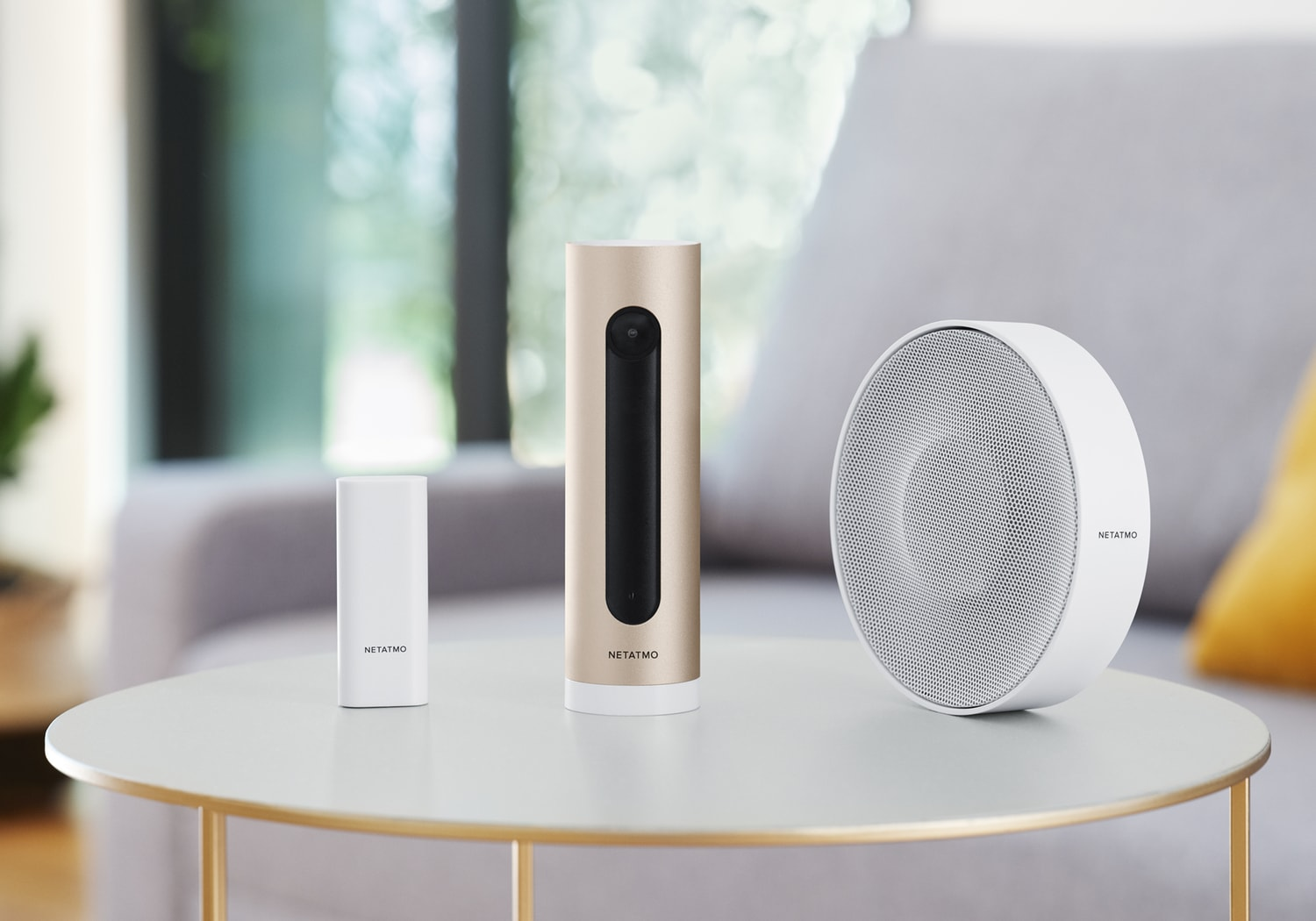 Netatmo adds support for Apple's HomeKit Secure Video standard to its Smart Indoor Camera.