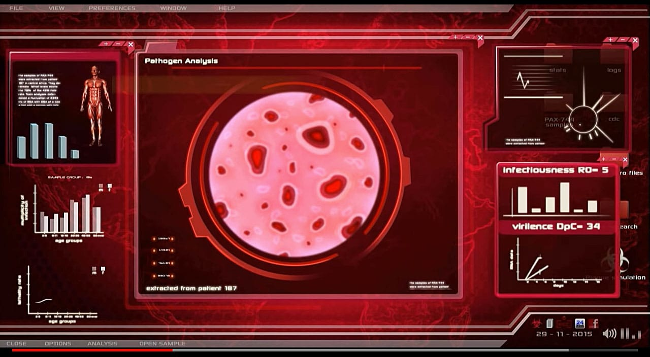 Plague Inc., a game about a pandemic, might a little too real for government regulators.
