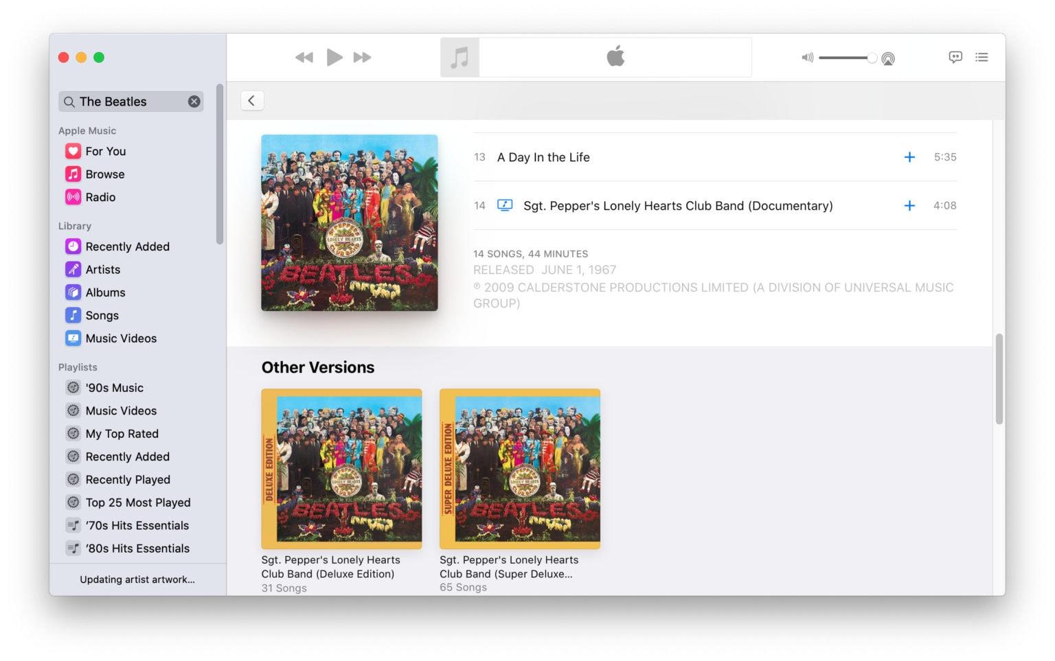 Apple-Music-albums