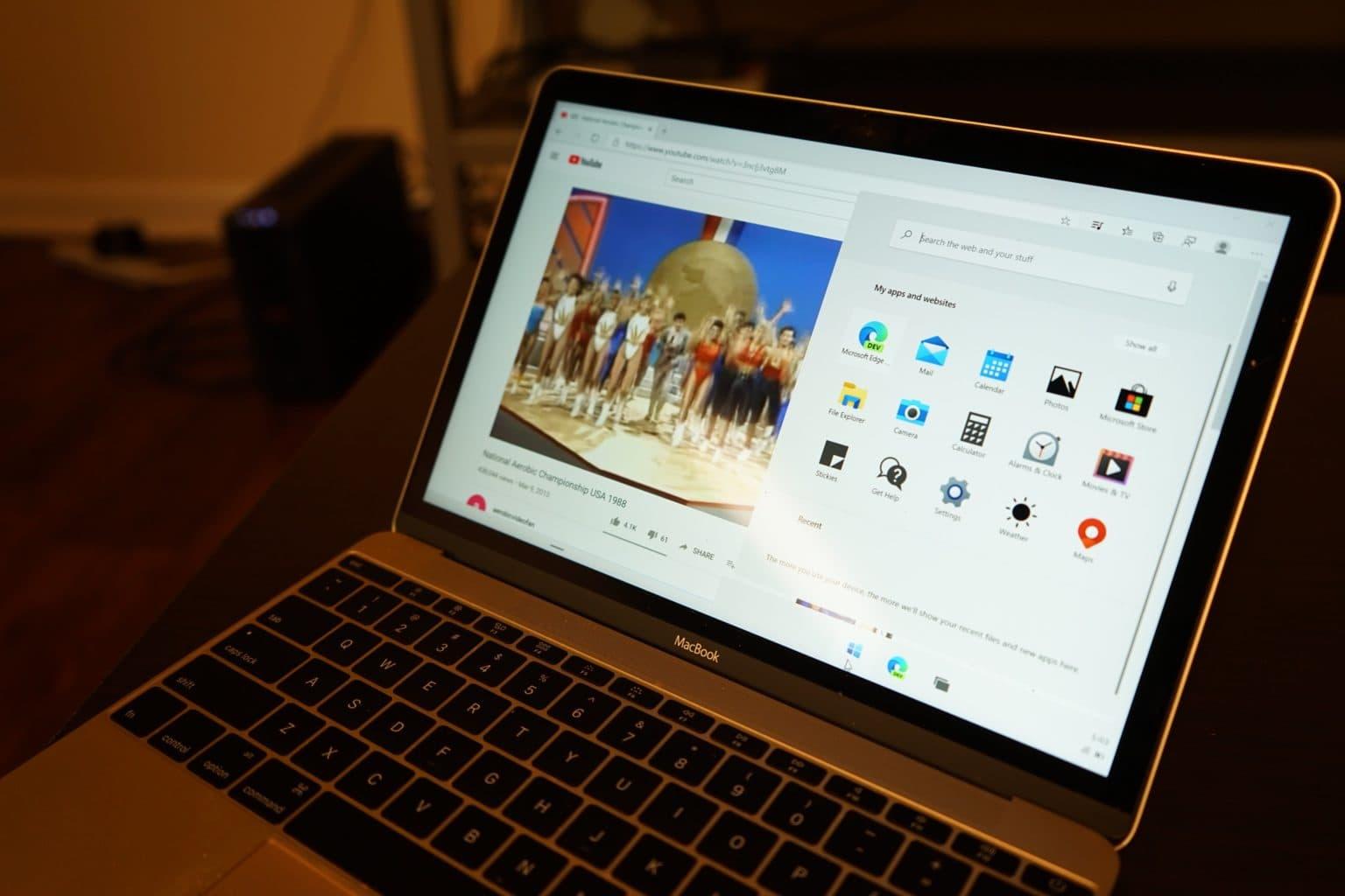 Windows-10X-MacBook
