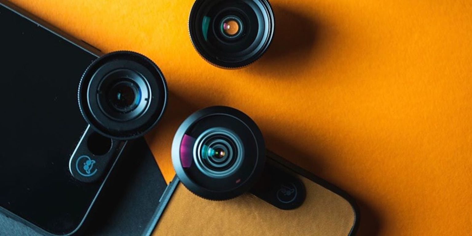 These top iPhone photo accessories will help you capture the perfect image.