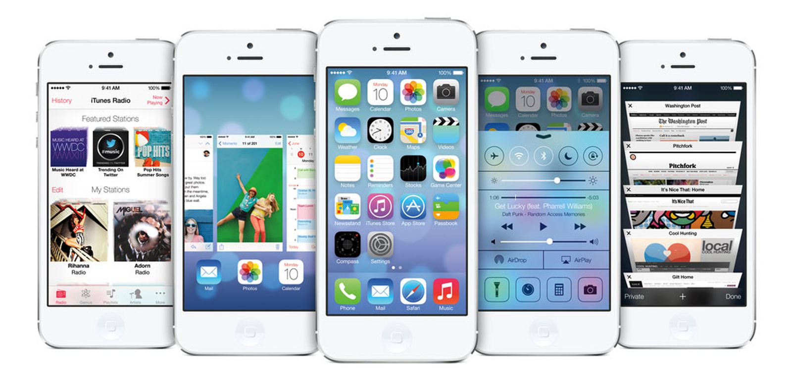 iOS 7 was an antidote to skeumorphism that went too far.