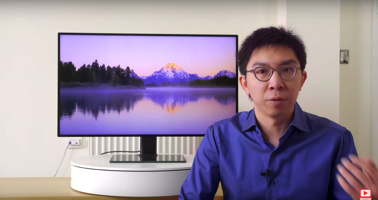 YouTuber Vincent Teoh reviews Apple Pro Display