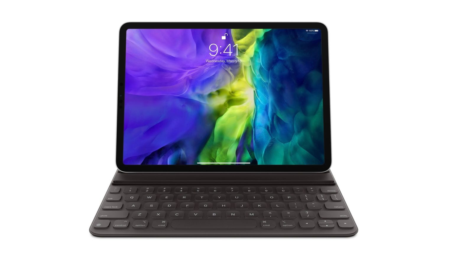 Apple Smart Keyboard Folio for the 2020 iPad Pro