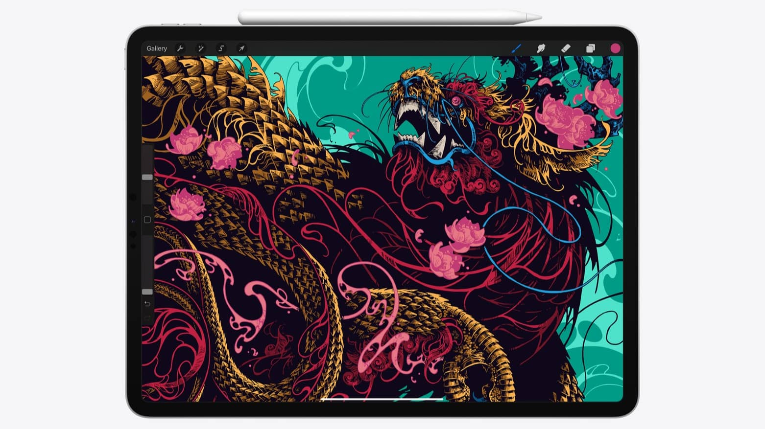 2020 iPad Pro with Apple Pencil