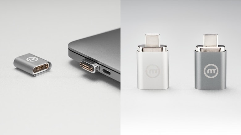 Magrig Adapter is MagSafe for Thunderbolt 3 and USB-C