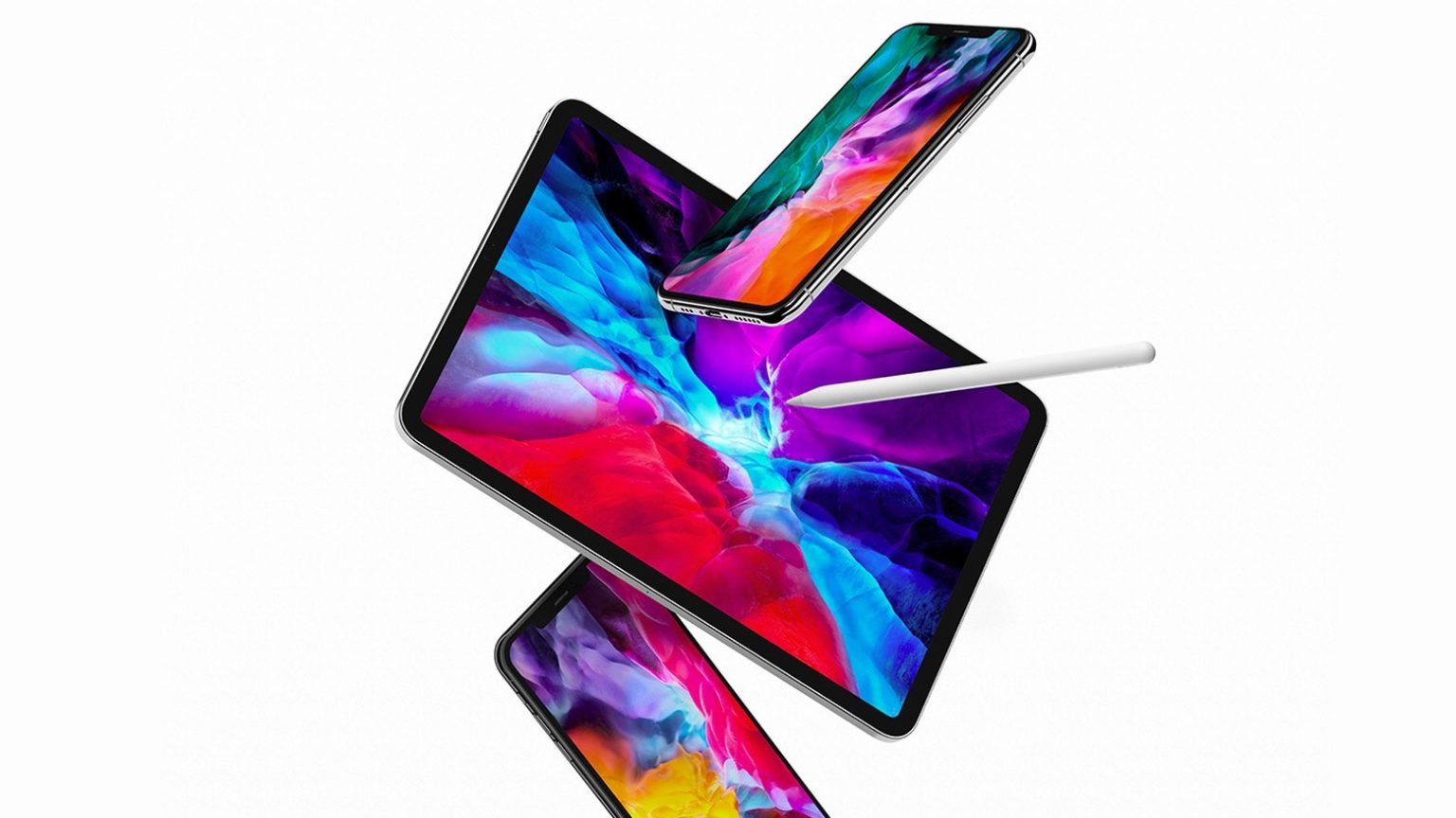 Grab The Beautiful 2020 Ipad Pro Wallpapers Now Cult Of Mac