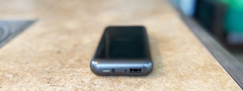 Mophie Powerstation Plus XL Wireless has a Lightning port plus USB-A