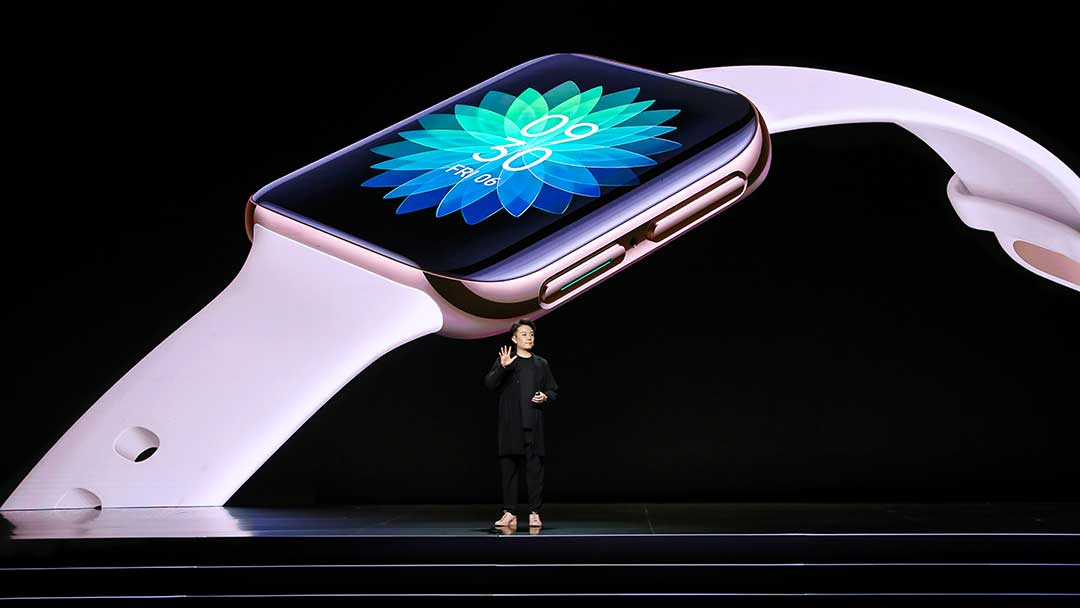 The Oppo Watch