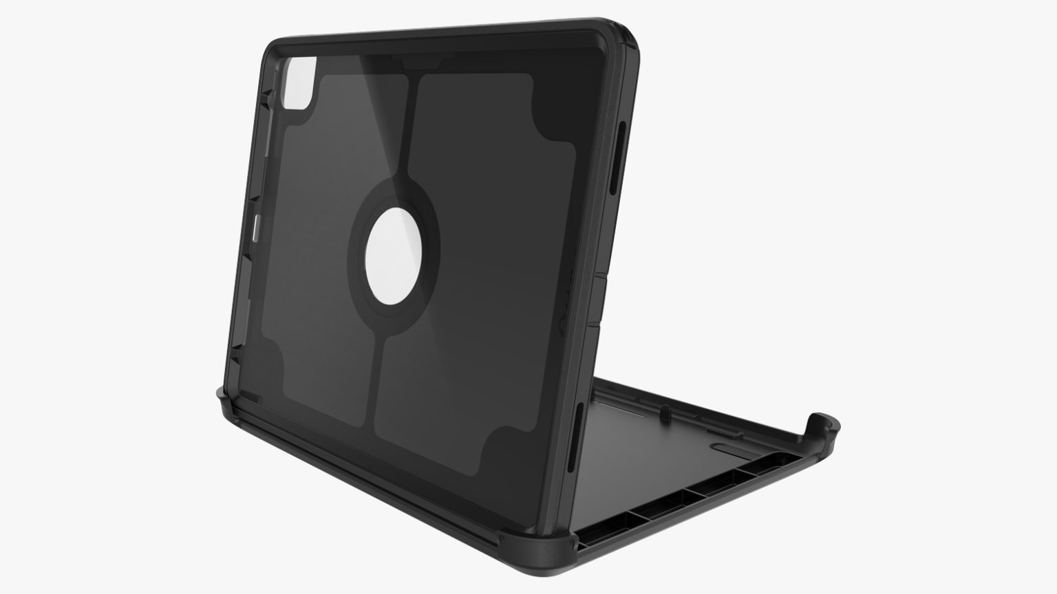 OtterBox Defender Series for 2020 iPad Pro brings plenty of protection.