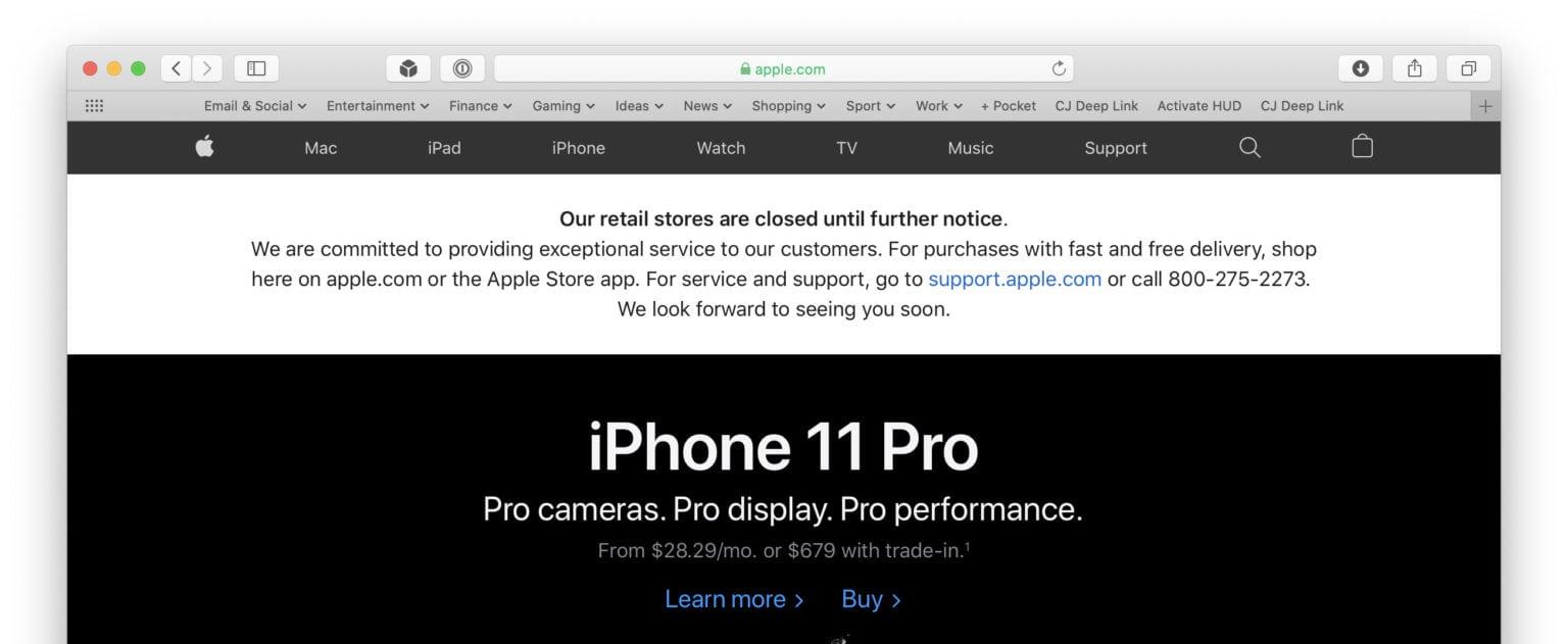 Apple-Stores-closed