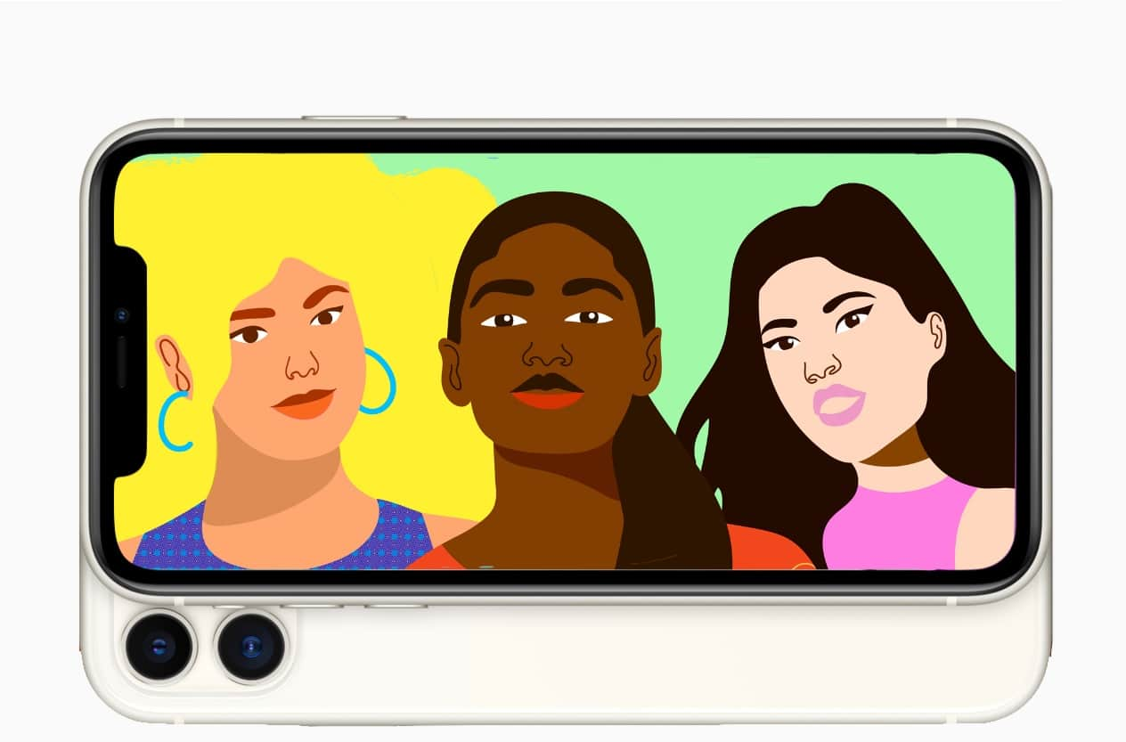 Apple celebrates International Women's Day