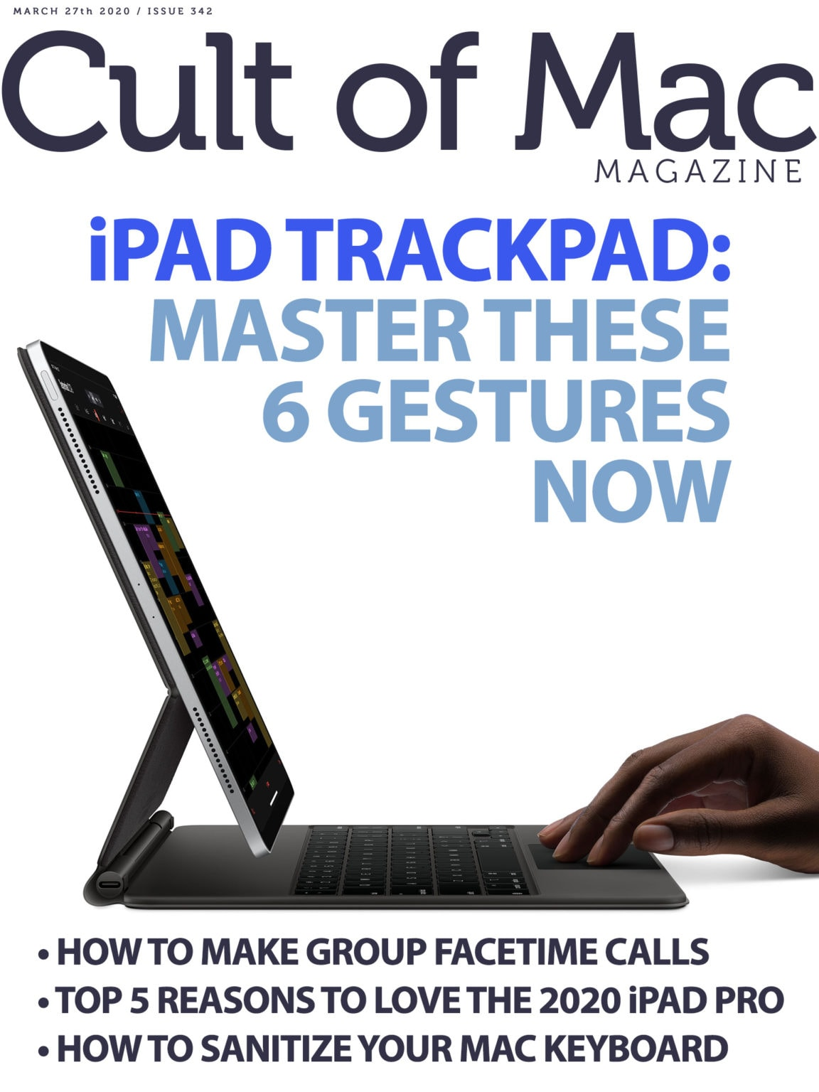 Master these 6 iPad trackpad gestures now.