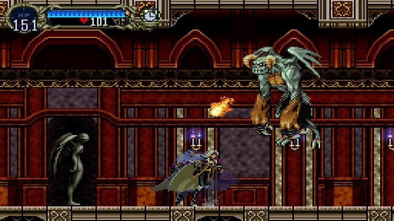 Castlevania- Symphony of the Night