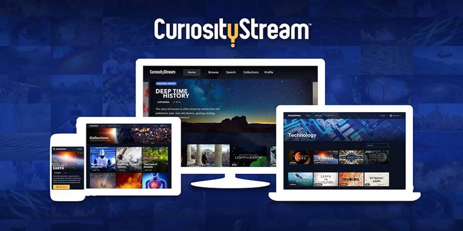 Curiosity Stream All