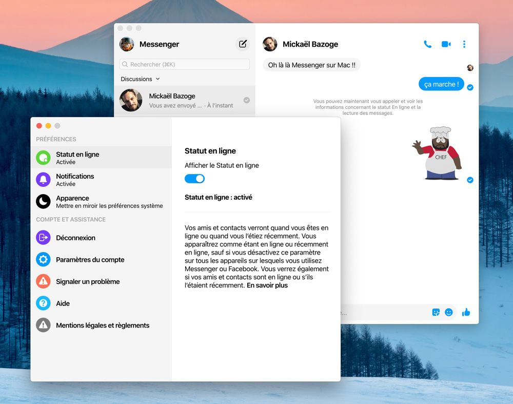 Facebook-Messenger-Mac