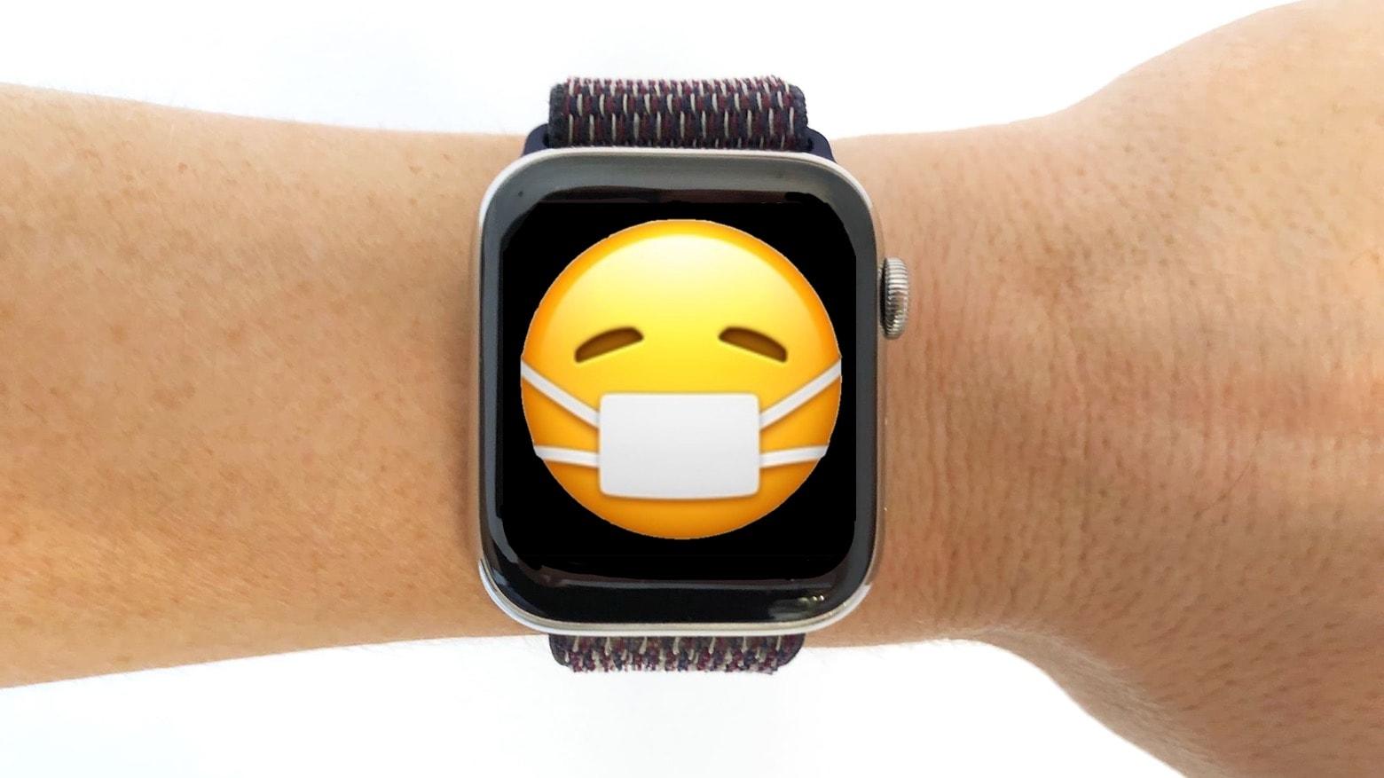Apple Watch Sick Mode