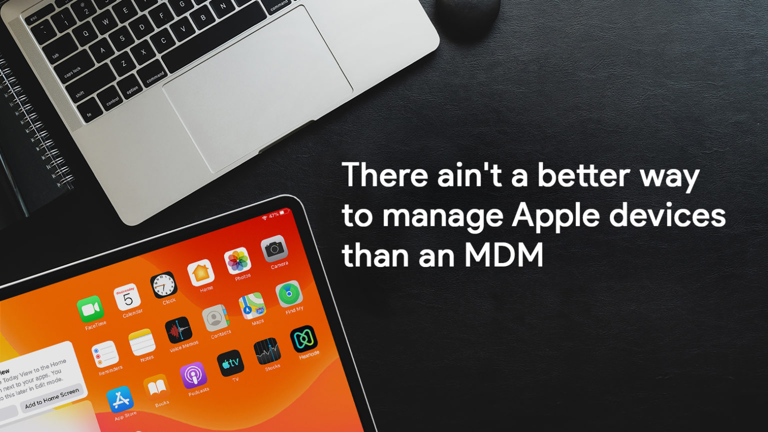 Hexnode top 5 Apple MDMs: Mobile device management is a crucial element of IT security.