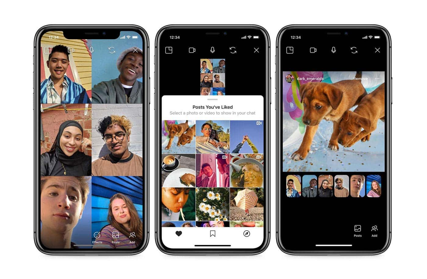 new live media share app