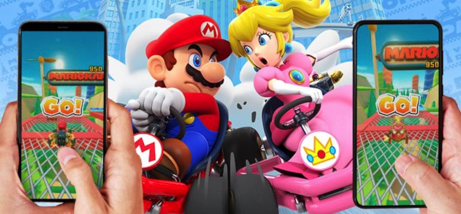 Mario Kart Tour multiplayer mode