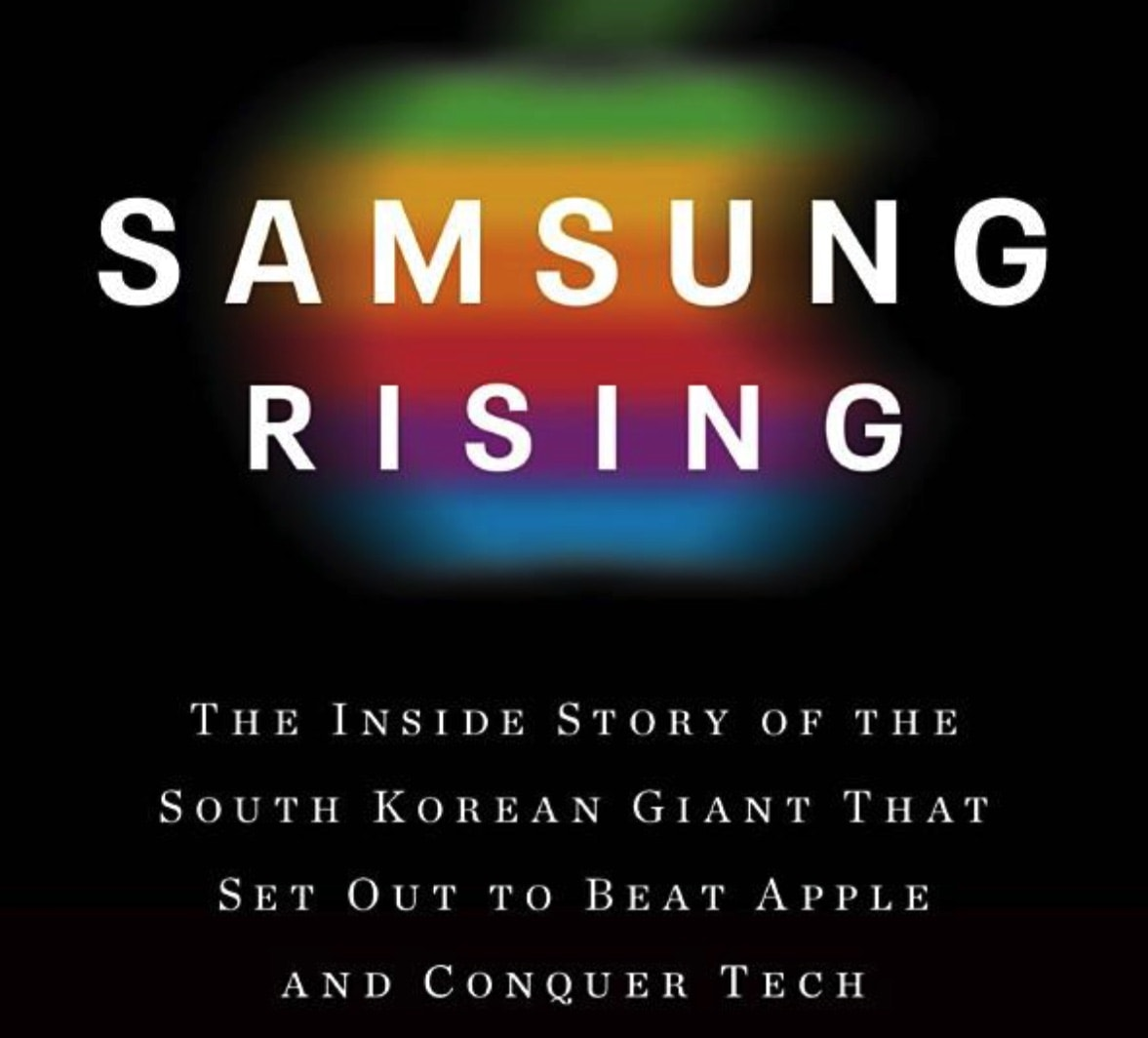 Samsung Rising tells how Apple pushed Samsung to be No. 1.