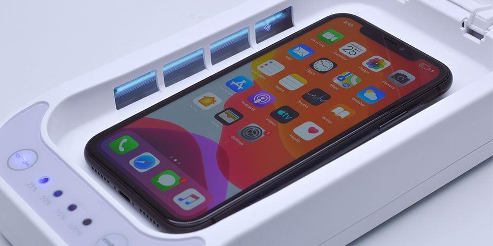 Smartphone UV