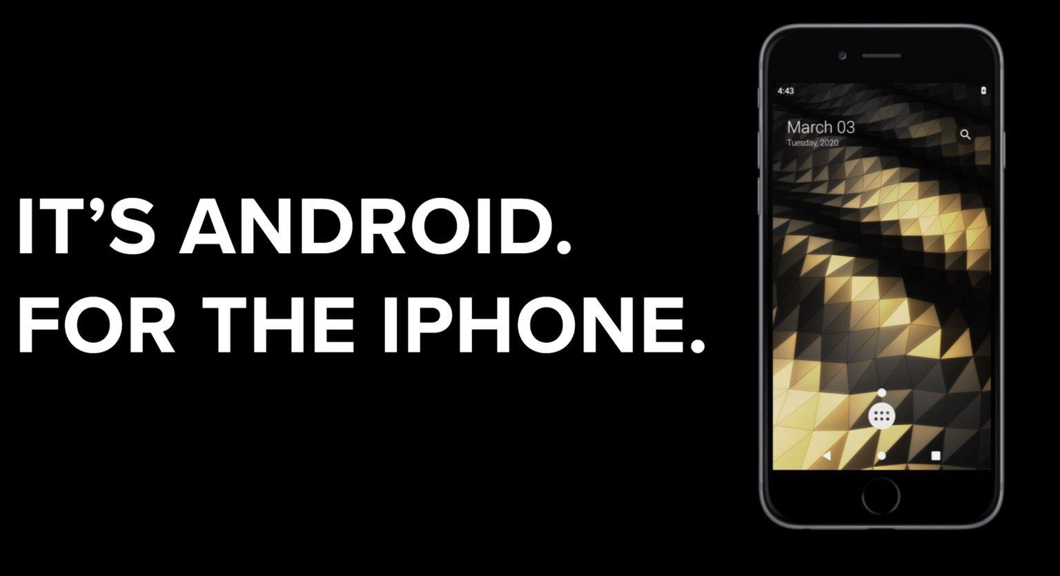 androidforiphone