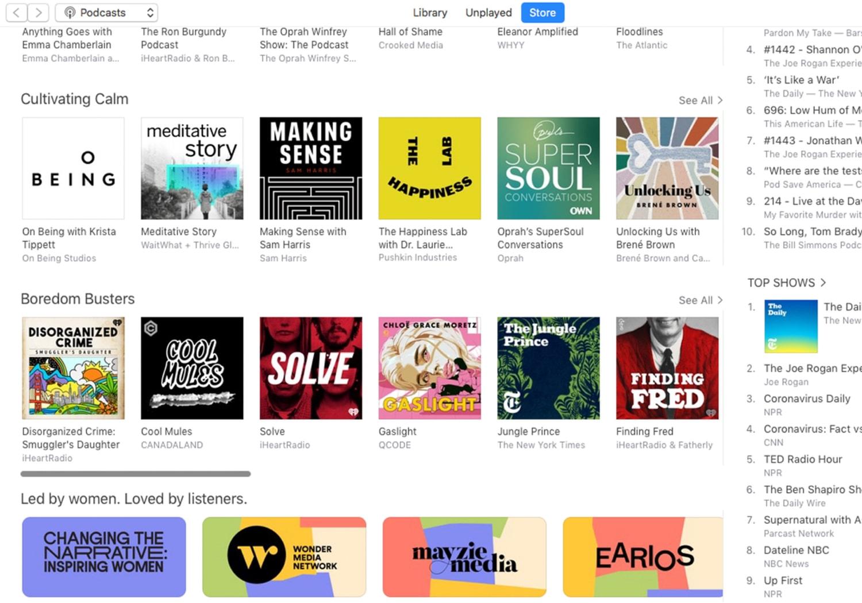 Apple-Podcasts-Calm-Boredom