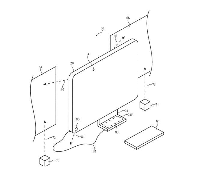iMac-projectors-patent