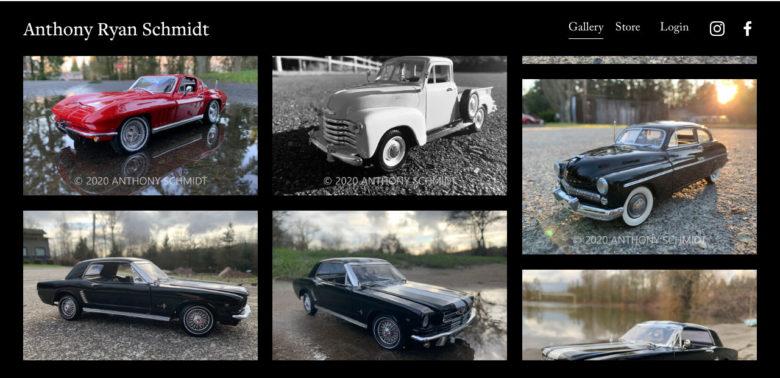 website of Anthony Schmidt iphone photographer