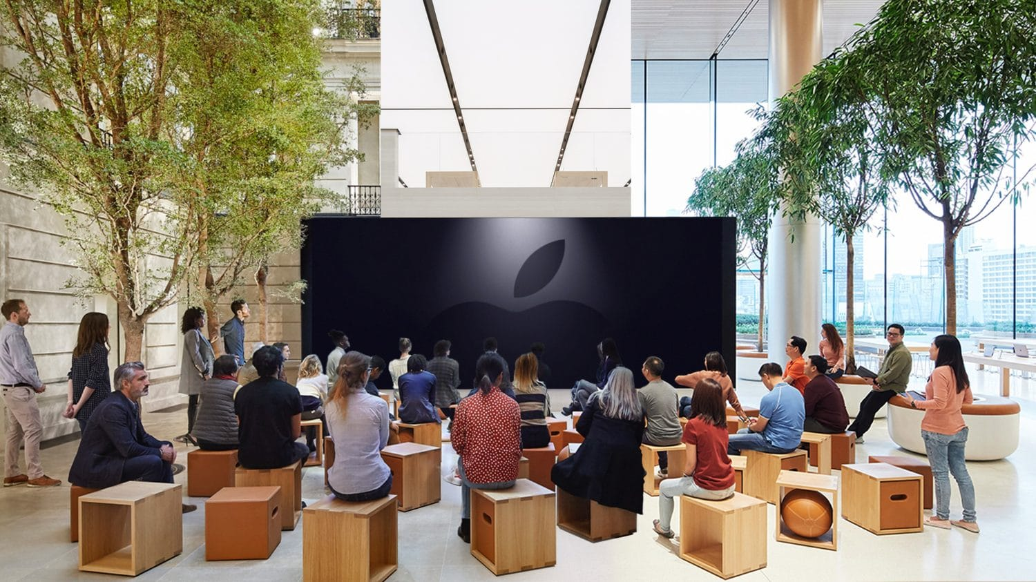 Today at Apple session image