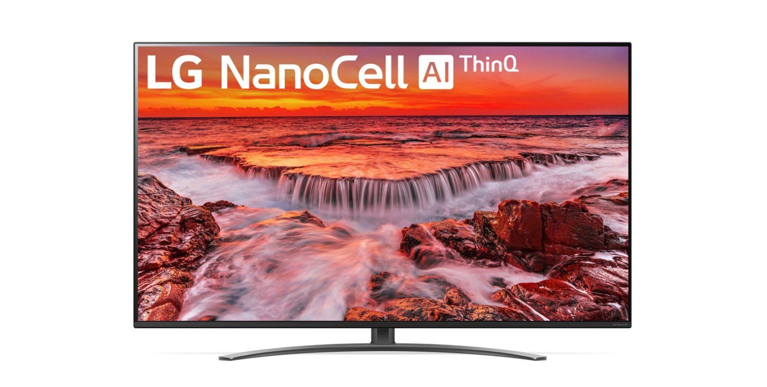 LG Nano99, Nano90, and Nano81 all work well with iPhone and Mac.