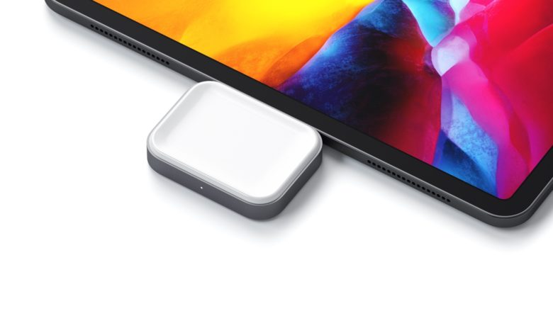 Satechi USB-C Wireless Charging Dock for Apple AirPods